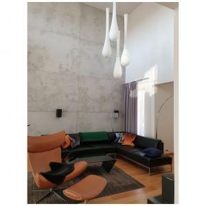 Wnętrze domu zbudowanego według projektu Orbita. Fot. Domy w stylu