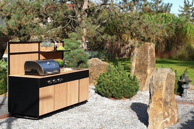 Kuchnia ogrodowa CANA Concept HVH04/CANA Concept