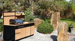 CANA to bijące serce ogrodu. Tworząc kuchnie ogrodowe CANA projektantom przyświecał jeden cel – by tak ważny element przestrzeni ogrodowej, tętnił życiem i radością i jednocześnie był częścią architektury w swoich nienagannych proporcjach
