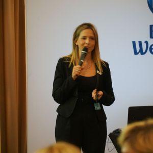 Maria Kubiak, projektantka marki Laveo