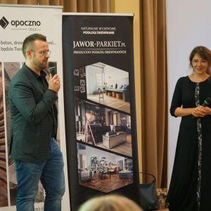 Wystąpienie gości specjalnych, Paulina Bogdał-Śmierzyńska, Konrad Śmierzyński, Tera Group