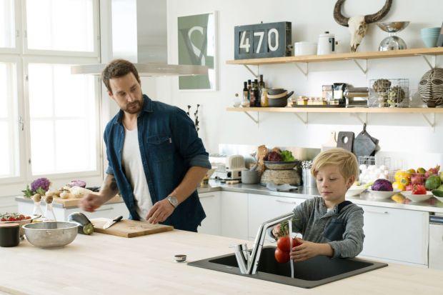 Aneks kuchenny: dobre pomysły na strefę zmywania