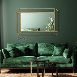 Lustro Morris. Produkt zgłoszony do konkursu Dobry Design 2020.