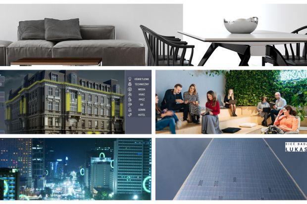 """Przedstawiamy wyjątkowe projekty nominowane w kategorii """"Innowacje - Inteligentne rozwiązanie dla budynku"""" w konkursie 4 Buildings Awards 2019. Już teraz zapraszamy do głosowania, które potrwa do 25 października 2019 roku!<br /><"""