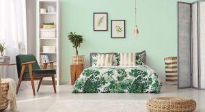 Warto zadbać o to, by wystrój sypialni pozytywnie wpływał na nasze samopoczucie i pozwalał w pełni oddać się relaksowi. Dobry sen z pewnością wspomogą odpowiednio dobrane kolory.