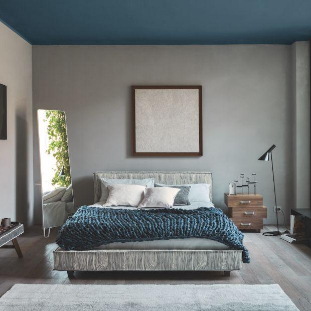 Wygodna i elegancka sypialnia - piękne, włoskie łóżka
