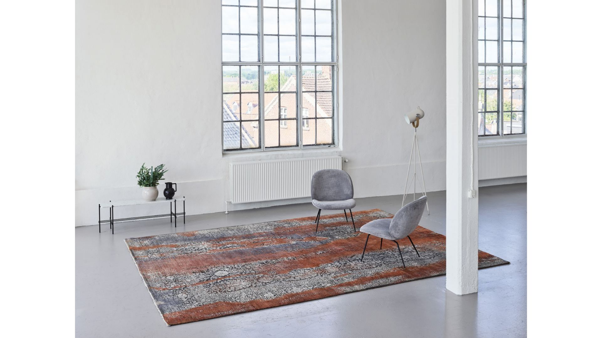 Ręcznei tkany dywan Seduction, Carpets&more