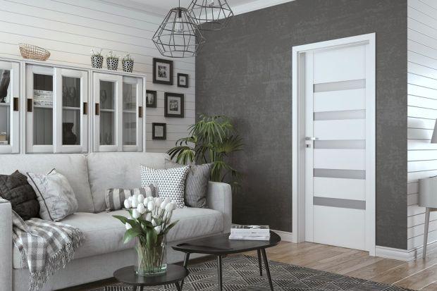 Wybieramy drzwi wewnętrzne - zawsze modna biel