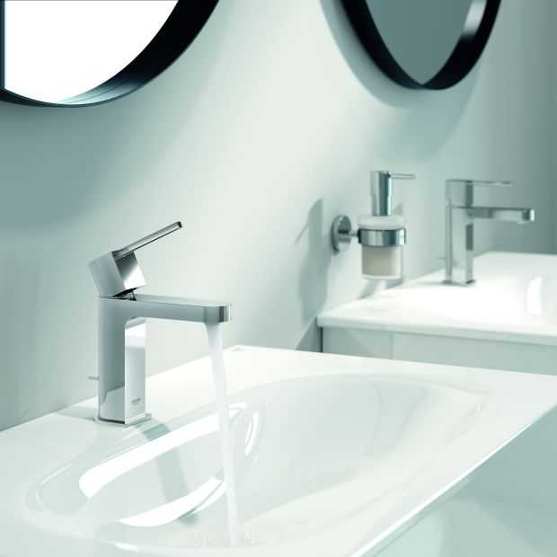 Nowoczesne technologie w łazience: funkcjonalne baterie