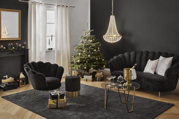 Aranżacje świąteczne: wybierz styl glamour