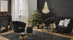 Wramach Westwing Christmas Trend Report 2019, czyli przeglądu najmodniejszych bożonarodzeniowych trendów prezentujemy niezwykle elegancki styl glamour.