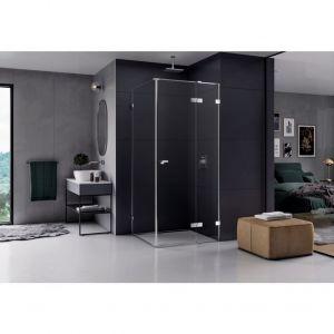 Kolekcja Eventa – nowoczesne kabiny prysznicowe/New Trendy. Produkt zgłoszony do konkursu Dobry Design 2020.