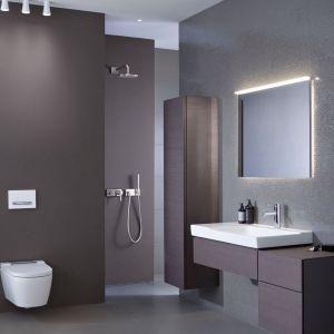 Toaleta myjąca Geberit AquaClean Sela/Geberit. Produkt zgłoszony do konkursu Dobry Design 2020.
