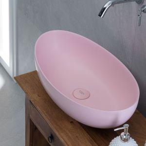 Umywalka nablatowa Ravon Tulipano/Ravon. Produkt zgłoszony do konkursu Dobry Design 2020.
