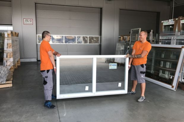 Nowoczesne okna: nowe akcesoria ułatwiające montaż