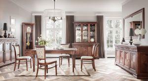 Ponadczasowy styl klasyczny jest synonimem elegancji i dobrego smaku. Meble utrzymane w tej stylistce to wybór na lata.
