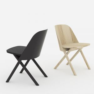 Krzesło Frame dla marki Vox