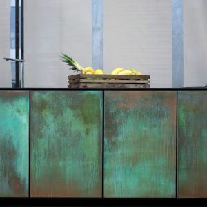 Kuchnia Ogrodowa CANA Concept model CANA HV wyspa/CANA Concept. Produkt zgłoszony do konkursu Dobry Design 2020.