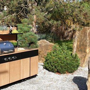 Kuchnia ogrodowa CANA Concept HVH04/CANA Concept. Produkt zgłoszony do konkursu Dobry Design 2020.