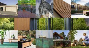 Najlepsze produkty na elewacje, ogrodzenia, do ogrodu, balkonu czy na taras - przedstawiamy produkty, które rywalizują o nagrodę w konkursie Dobry Design 2020. Przed nami kategoria Otoczenie Domu.
