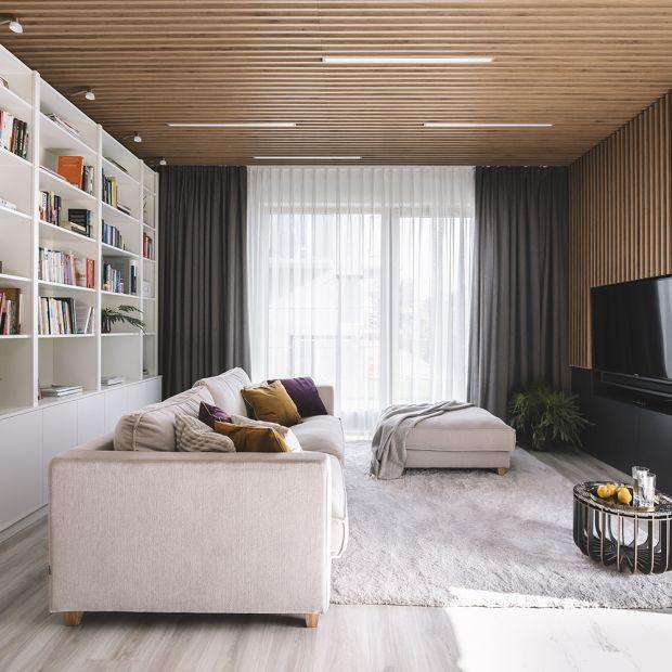 Nowoczesne mieszkanie w Gdyni. Zobacz jak je pięknie zaprojektowano!