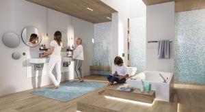 Według dzisiejszych koncepcji, komfortowa łazienka to przede wszystkim taka, z której mogą wygodnie korzystać osoby w każdym wieku.