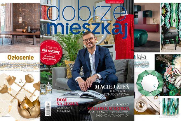 Dobrze Mieszkaj 6-2019 - nowe wydanie  już w sprzedaży