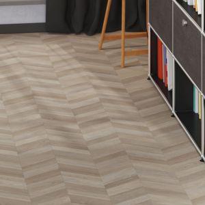 Dekor Haring Oak/Interprint. Produkt zgłoszony do konkursu Dobry Design 2020.