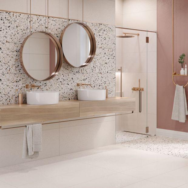 Płytki ceramiczne: zobacz nowe kolekcje łazienkowe