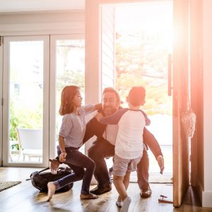Bezpieczny dom: 5 sposobów na ochronę przed włamaniem. Fot. G-U Polska