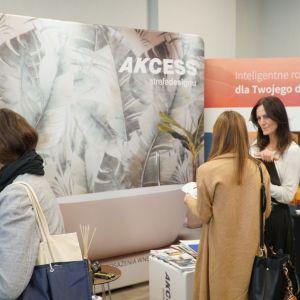 Stoisko firmy Akcess