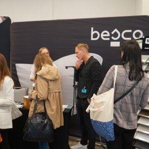 Stoisko firmy Besco