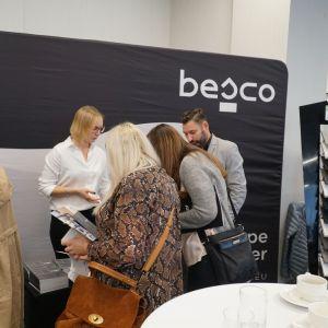 Ekspozycja firmy Besco