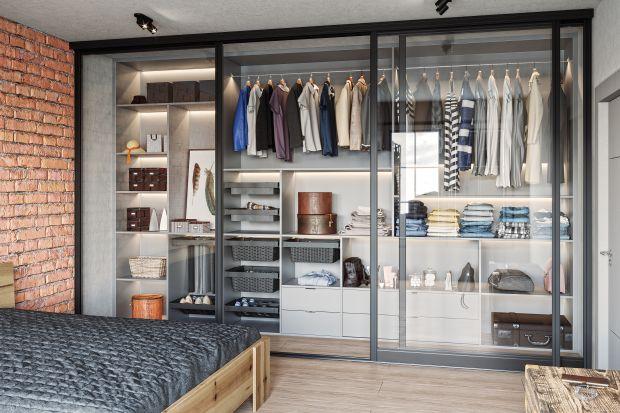 Przechowywanie ubrań: dobre pomysły