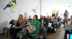 6 listopada Studio Dobrych Rozwiązań gościło w Białymstoku. Na bardzo bogaty program wydarzeń składały się merytoryczne prezentacje partnerów, dyskusje tematyczne, wykład gościa specjalnego. Architekci i projektanci biorący udział w spotkani
