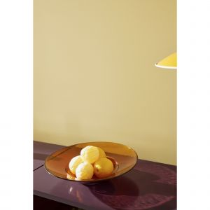 Kolor roku 2020: energiczny odcień żółtego Tikkurila  Lemonade. Fot. Tikkurila