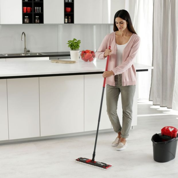Sprawne sprzątanie - mop wyręczy też ciebie