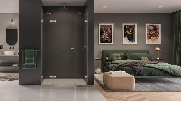 Łazienka przy sypialni - 10 pomysłów na aranżację