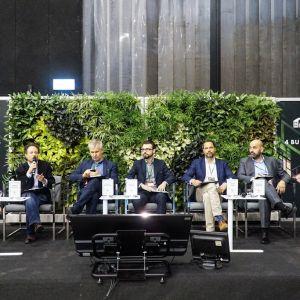 Sesja Alternatywa dla betonu i stali? Drewno! Fakty i mity. Fot. PTWP