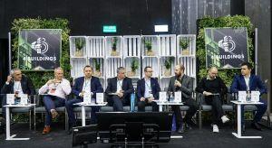 """Co mają wspólnego inteligentne budynki z zielonym budownictwem? Jak innowacyjne technologie i systemy IT mogą wspomóc ekologiczne budownictwo? Co jest absolutnym """"must have"""" nowoczesnego obiektu? O tym rozmawiamy 15 listopada na 4 Buildings"""
