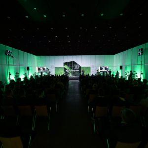 Gala wręczenia nagród w konkursie 4Buildings Awards 2019. Fot. PTWP/Michał Oleksy