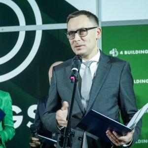 Prezes Zarządu Grupy PTWP SA, Wojciech Kuśpik. Fot. PTWP/Michał Oleksy