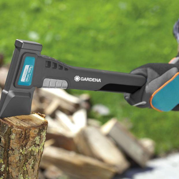 Przygotuj samodzielnie drewno na opał!