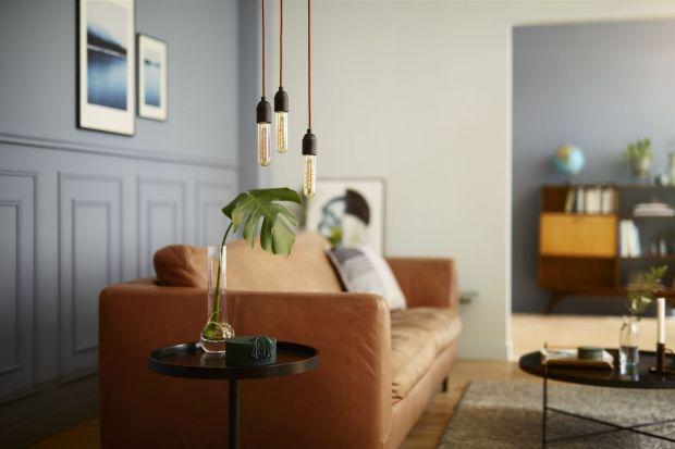Wnętrza w klimacie vintage - oświetlenie LED w stylowej formie