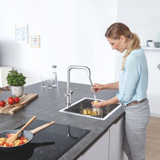 Nowoczesna strefa zmywania - 5 nowości do kuchni
