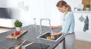 W nowoczesnej kuchni nie może zabraknąć innowacyjnych rozwiązańpodnoszących komfort pracy w kuchni. Nowości do strefy zmywania częstowykraczają poza kategorię tradycyjnego zlewozmywaka z baterią.