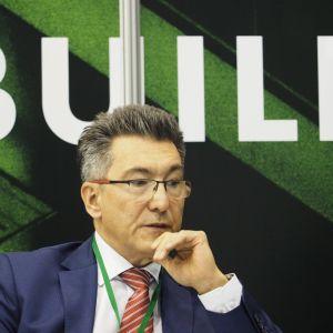 Jacek Siwiński, prezes VELUX Polska. 4Buildings: sesja