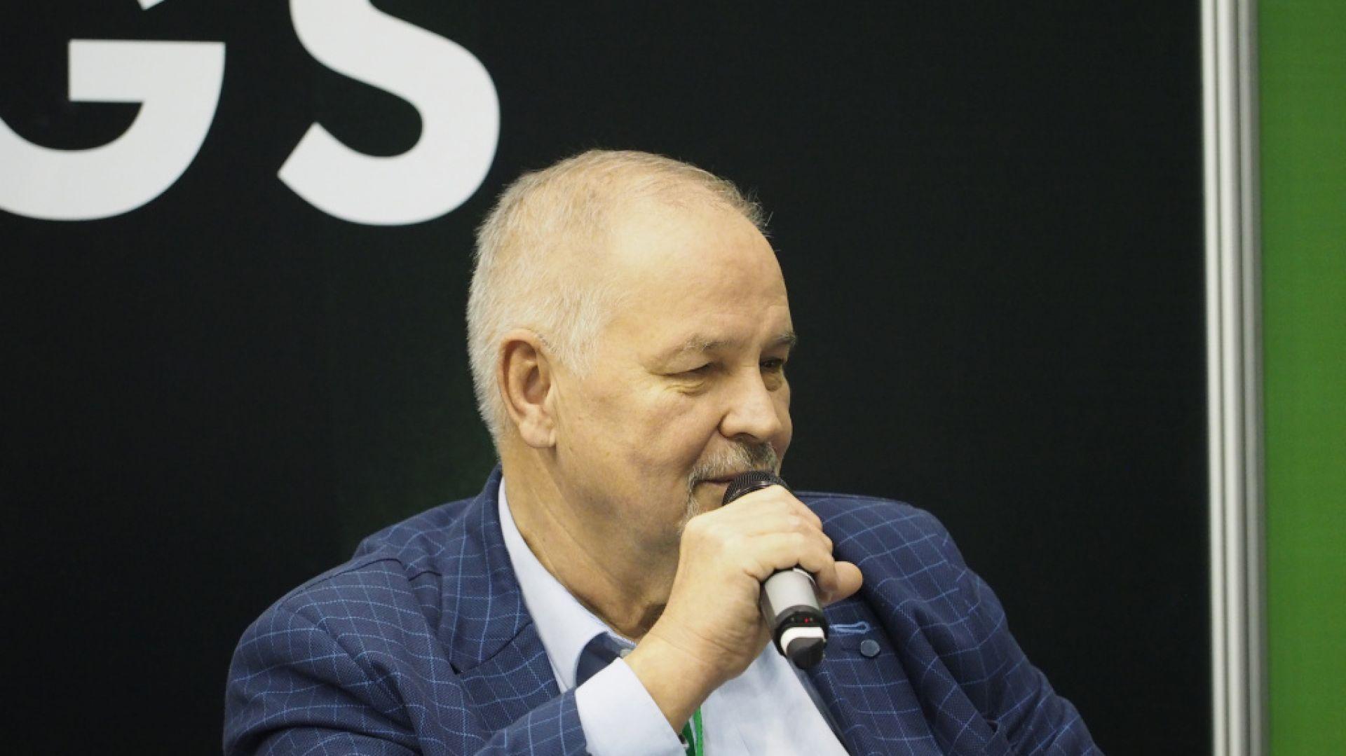 Ludomir Duda, doradca prezesa zarządu, Narodowy Fundusz Ochrony Środowiska i Gospodarki Wodnej. 4Buildings: sesja