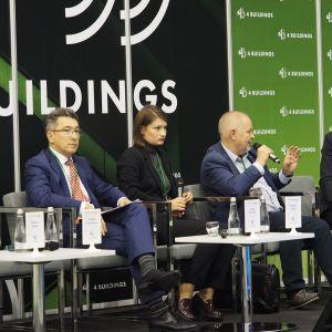 """4Buildings: sesja """"Stop smog. Antysmogowe rozwiązania do budynków i mieszkań"""". Fot. PTWP"""