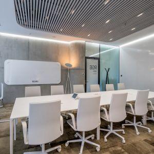 Biuro RBL_zaprojektowane przez Studio Robert Majkut Design na zlecenie Alior Banku